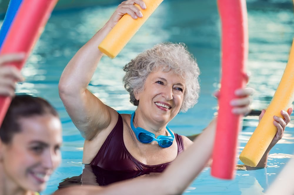 16 Workouts That Improve Senior Fitness
