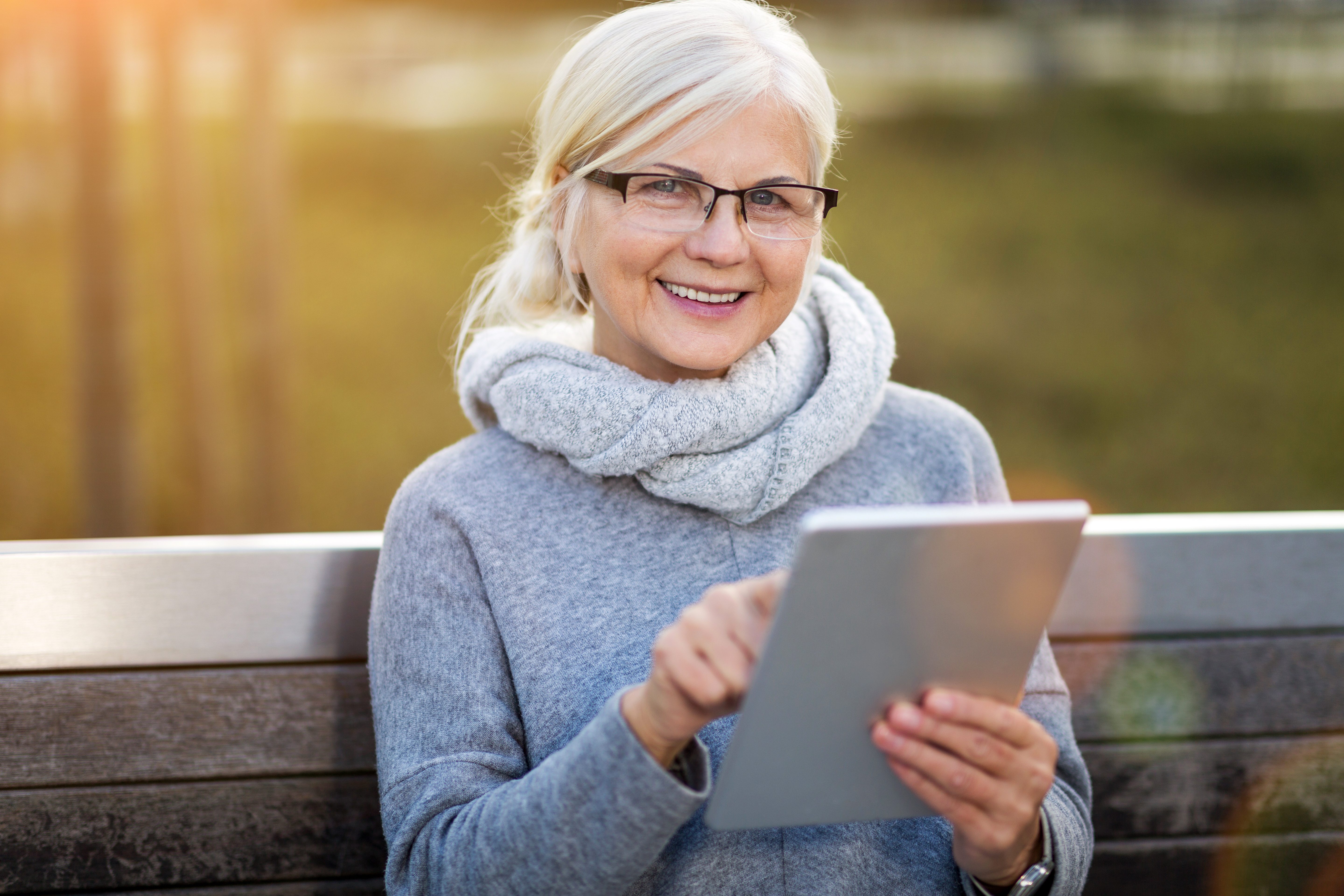 How to Make Seniors Comfortable with Technology