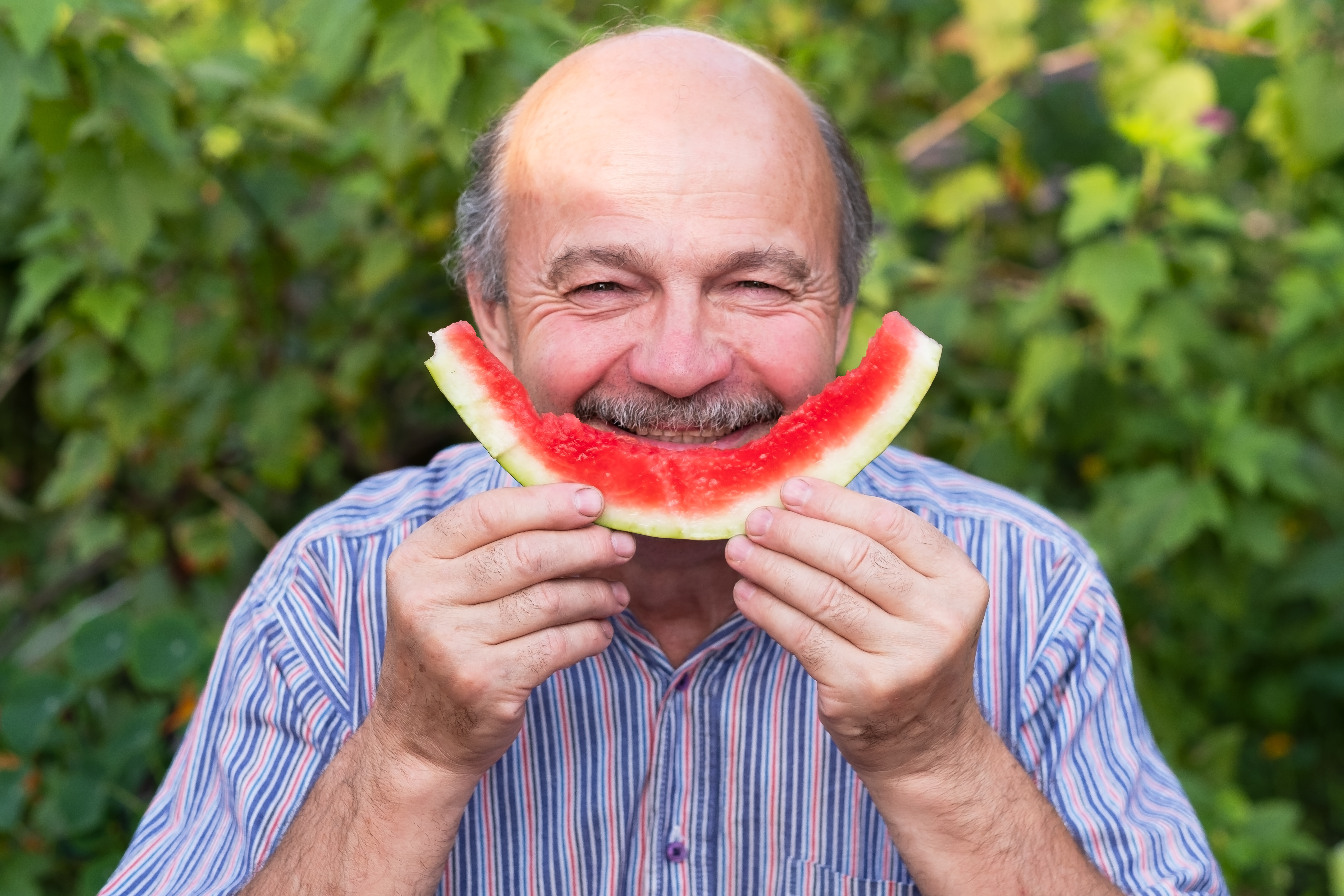 What Are the Top Two Nutrition Tips for Seniors?