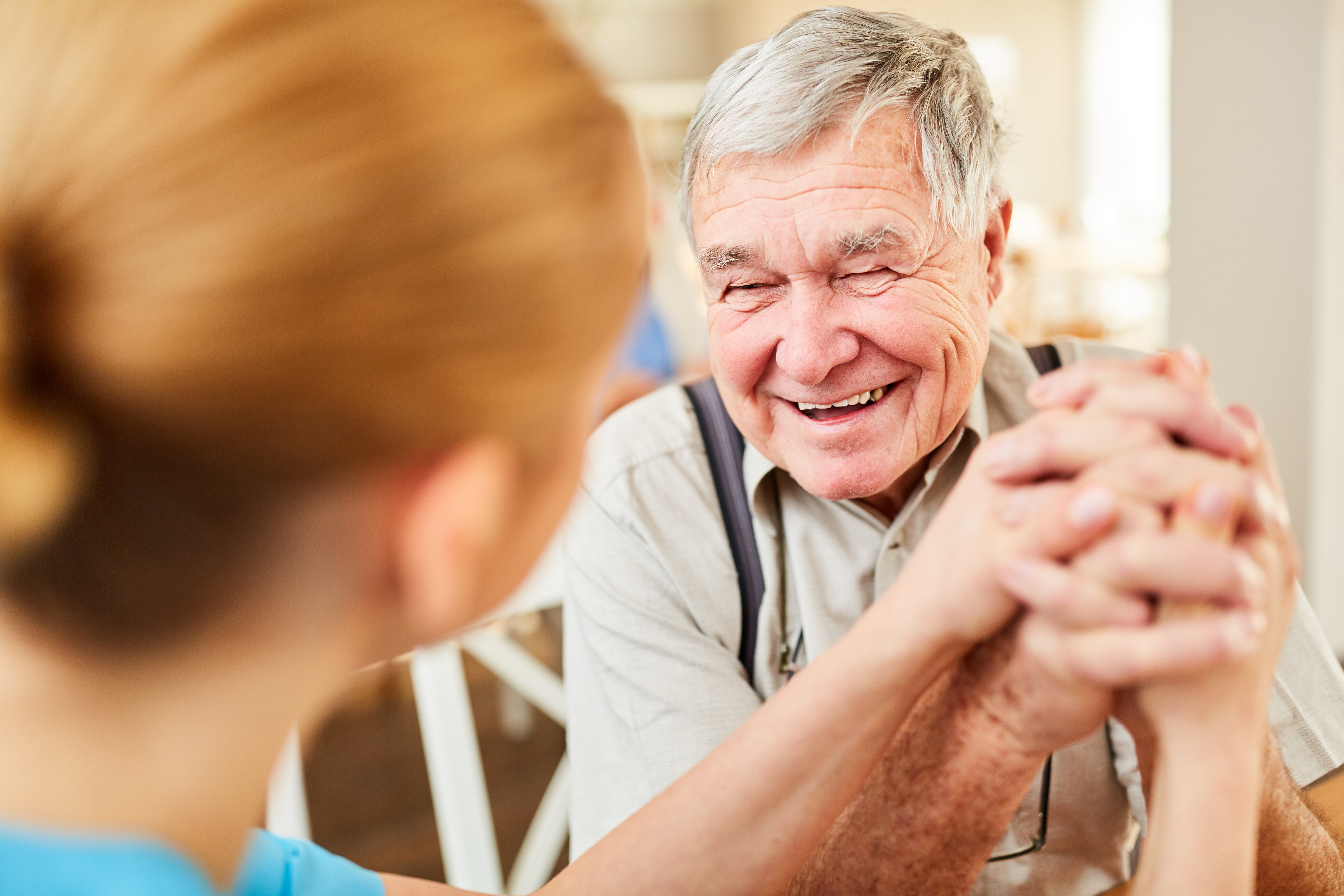 How to Soothe A Senior with Sundowner's Syndrome